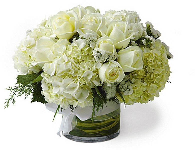 Floral Arrangements With Hydrangeas And Roses My Web Value